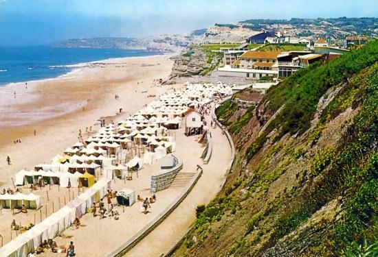 Lourinhã - Praia da Areia Branca